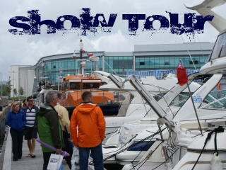 Photo tour of the Boat Show